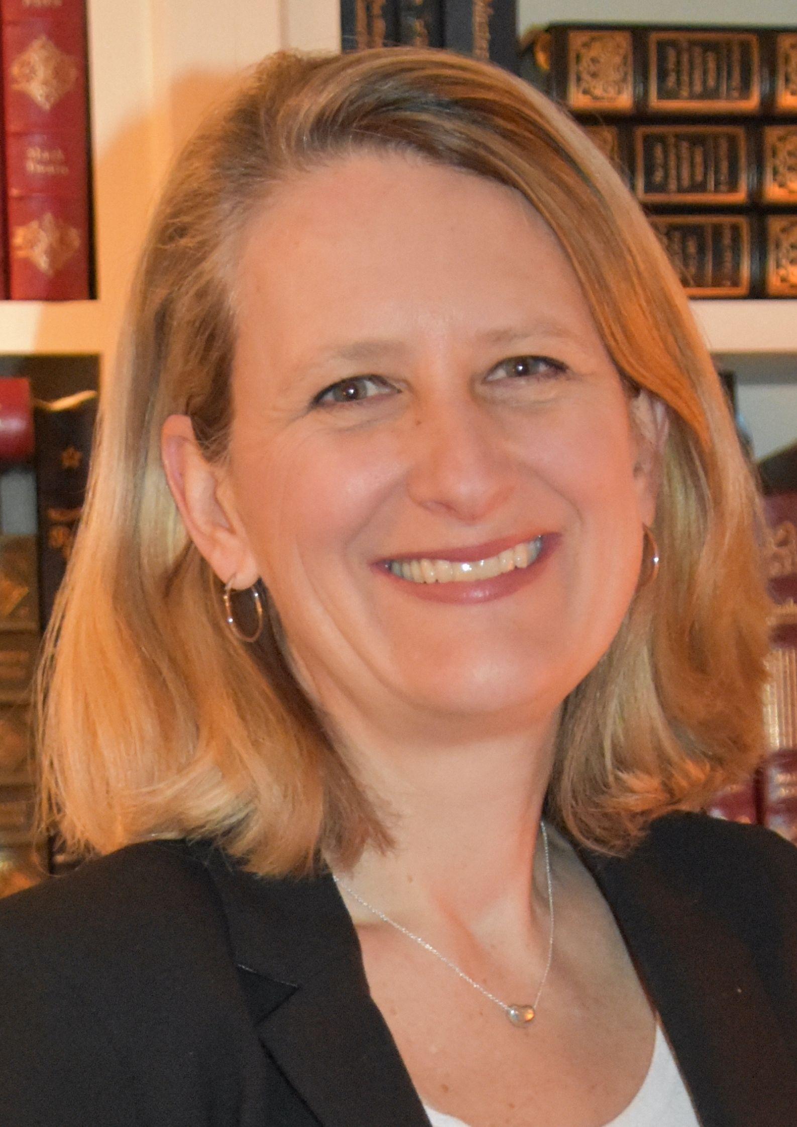 photo of Doctor Allison Krentel