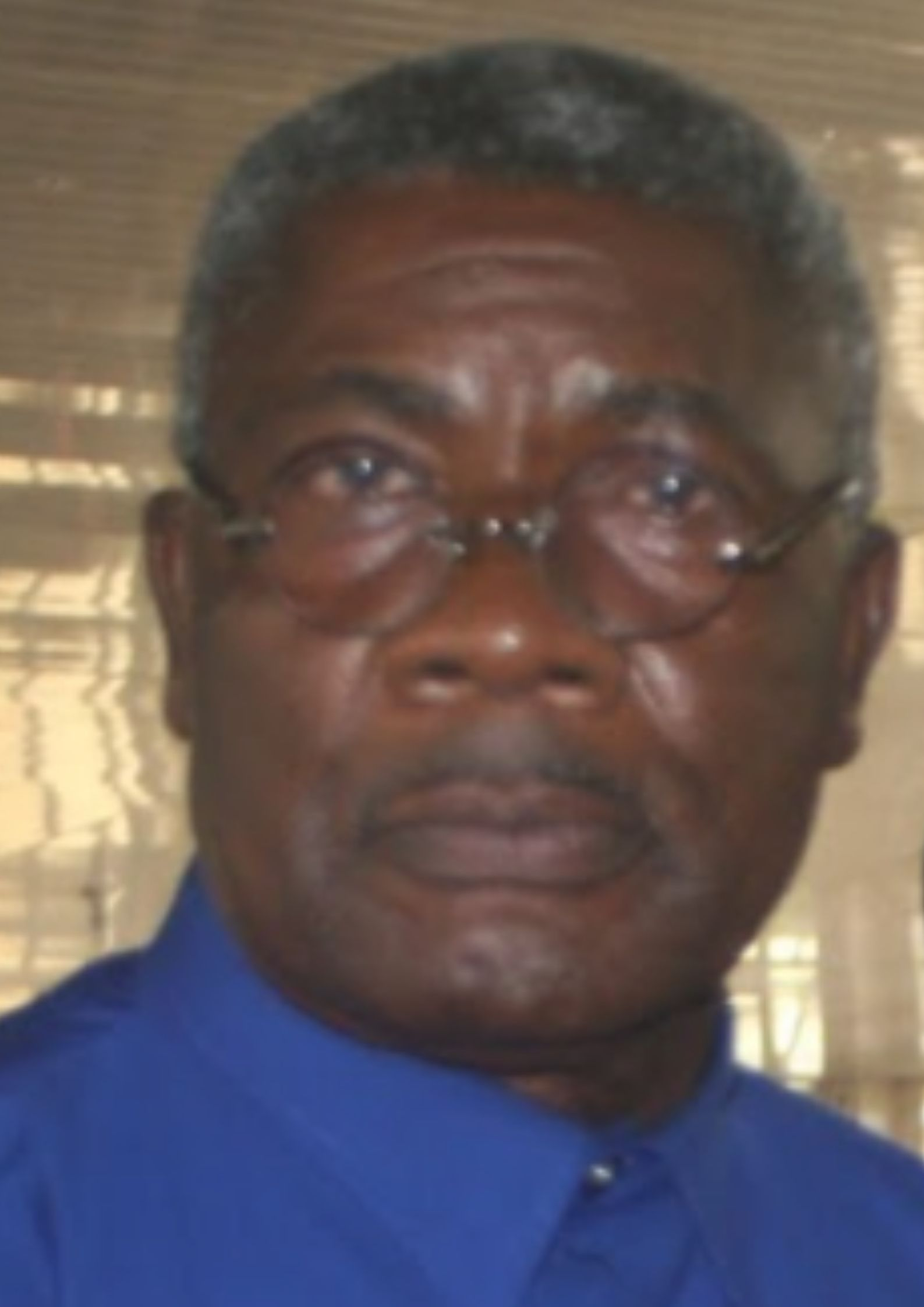 Photo of Doctor B.E.B. Nwoke