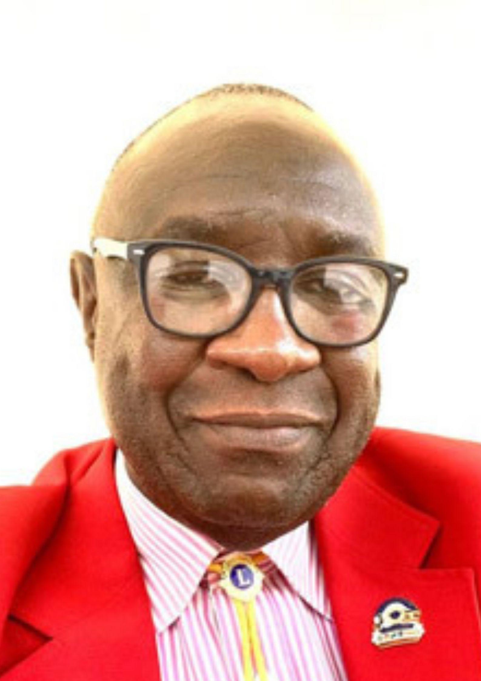 photo of Doctor Tony Ukety
