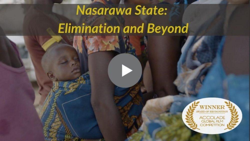 Screen shot of Nigeria video
